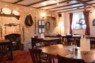 Inside the Cross Keys in Rode - Pub Lunch Group venue